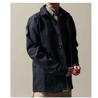 美國製 3sixteen × Thomas Hooper Work Jacket 工作 外套 夾克 工裝 多口袋