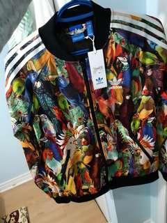 BNWT Adidas track jacket