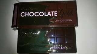 Too faced - chocolate gold eyeshadow palette