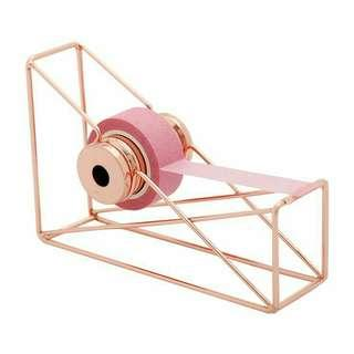 RoseGold Tape Holder
