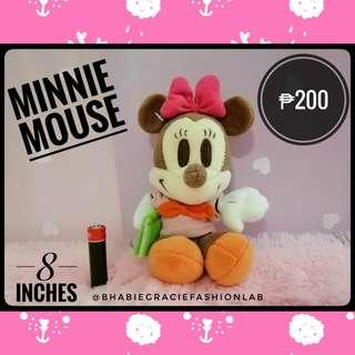 Minnie Mouse Small Stuffed Toy
