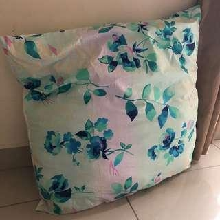 Blue Huge Pillow Cushion