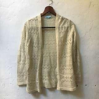Cardigan - Knitted Cardigan Sweater