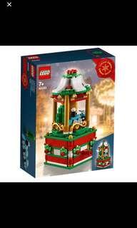 Lego Seasonal 40293 Christmas Carousel