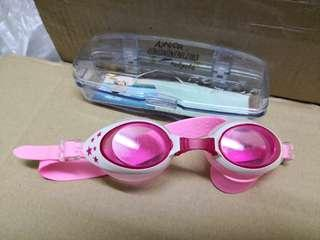 Preloved kids Swimming Goggle