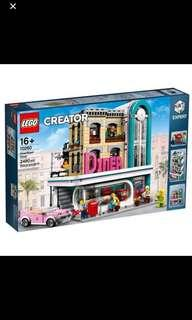 In Stock* Lego 10260 Creator Expert Downtown Diner
