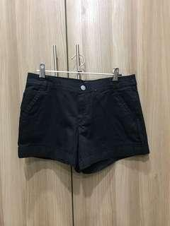 NEW Mango black shorts