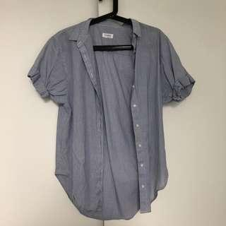 Community (Aritzia) button up
