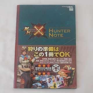 Monster Hunter X Hunter Note
