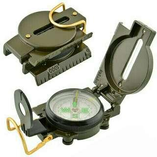 Metal Casting Bearing Prismatic Compass