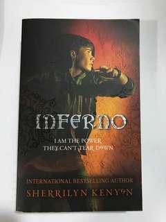 inferno by sherrilyn kenyon