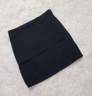 Black Skirt ZALORA