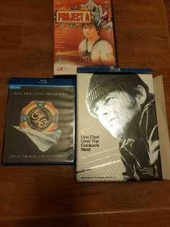 Buy 2 blu ray foc 1 dvd