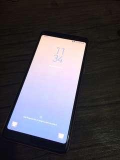 Samsung A8 + 2018