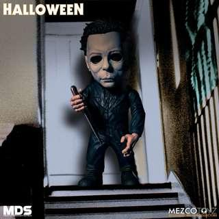 Pre-Order for Mezco Designer Series - Halloween (1978): Michael Myers