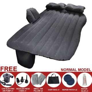 🆓📮Inflatable Car Bed