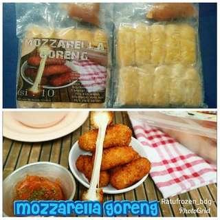 Mozarella goreng mini