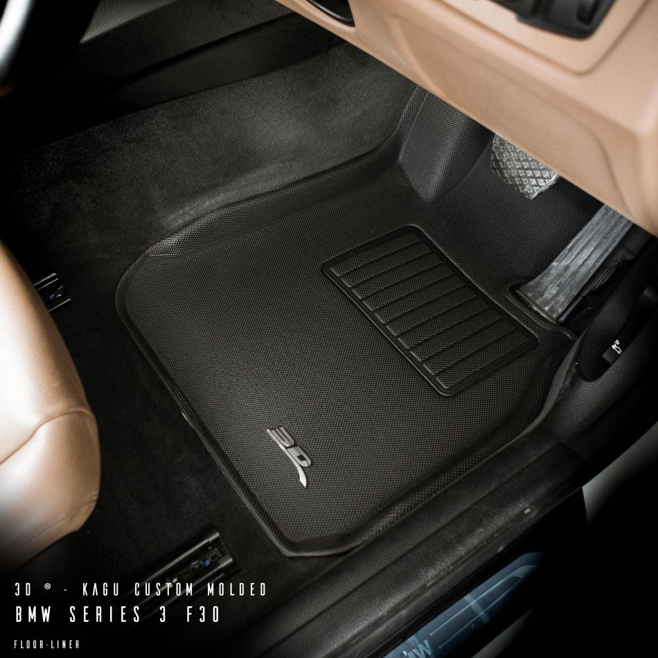 3dd933cecd2 3D Maxpider KAGU Car Mat - BMW 3 Series F30