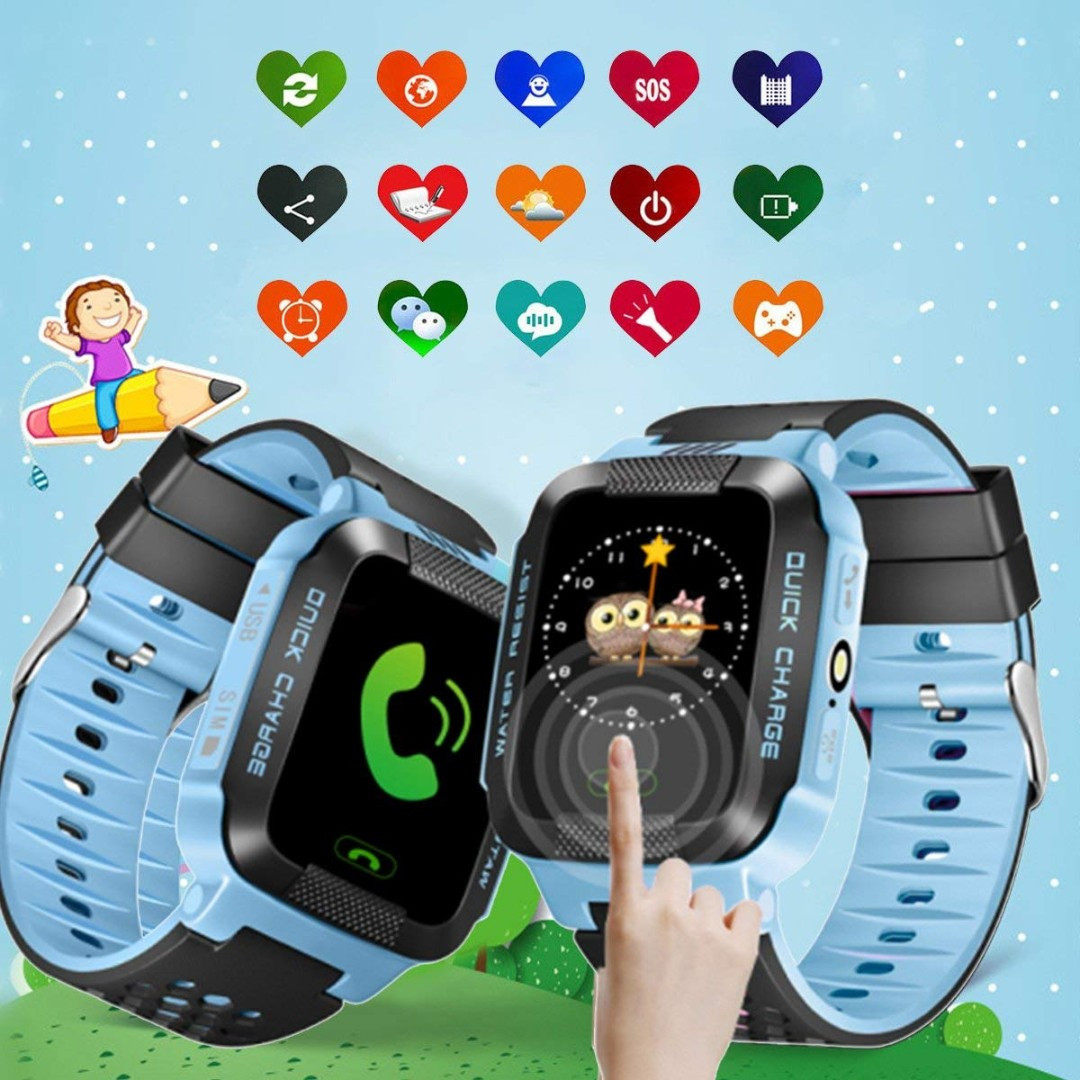 8bf7c103c9a 678. Smart Watch for Kids