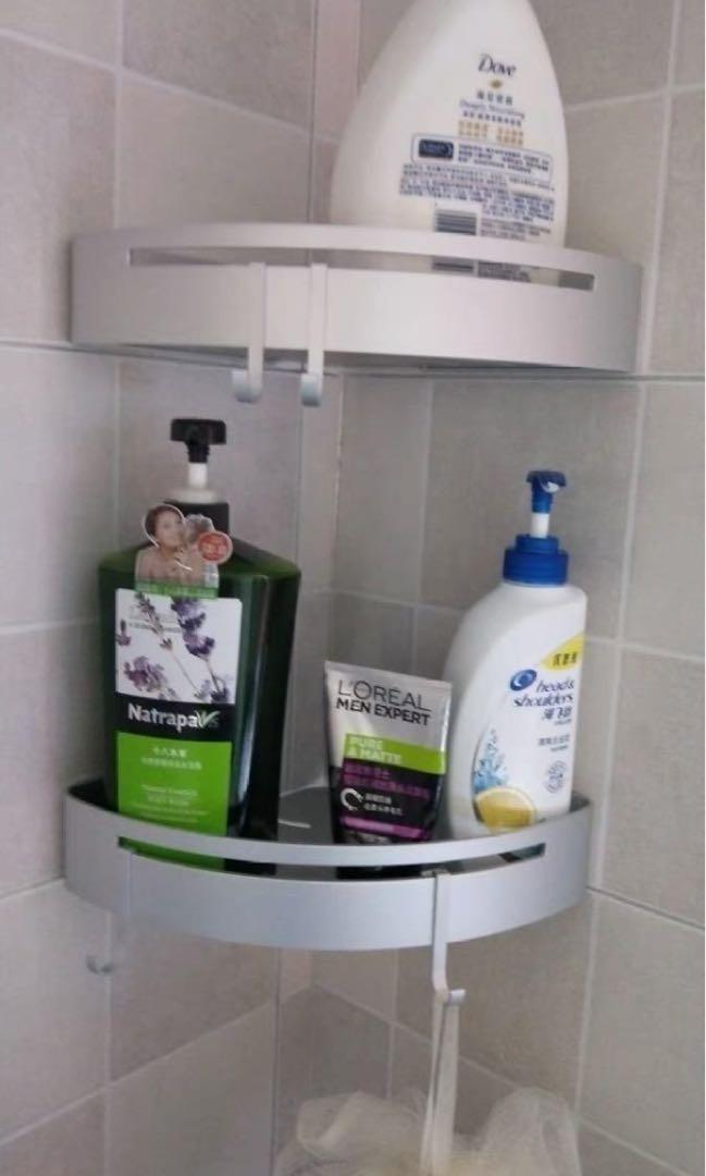 浴室角架一個
