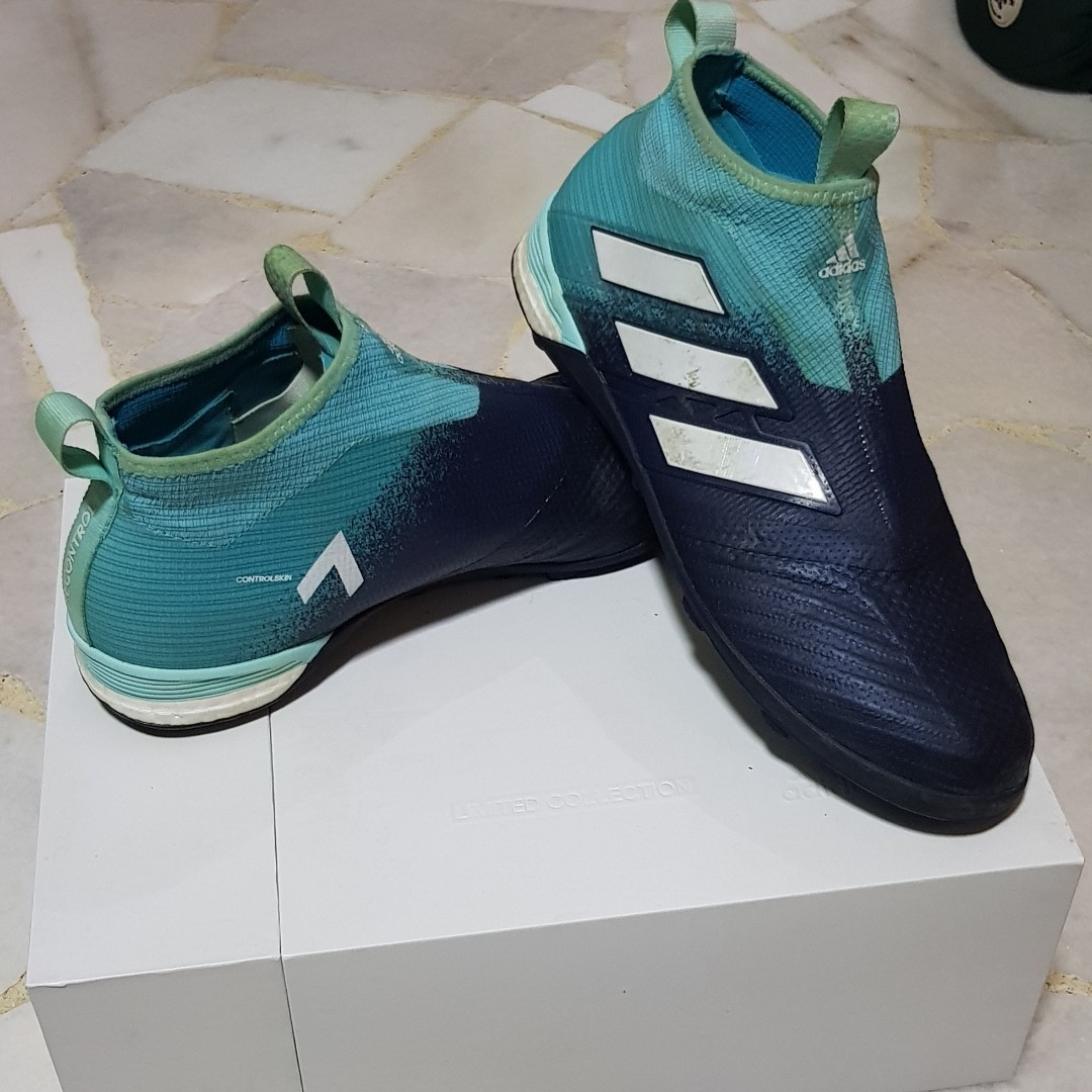 c5aed5753ce9 ADIDAS ACE TANGO 17+ PURECONTROL TF Turf Shoes