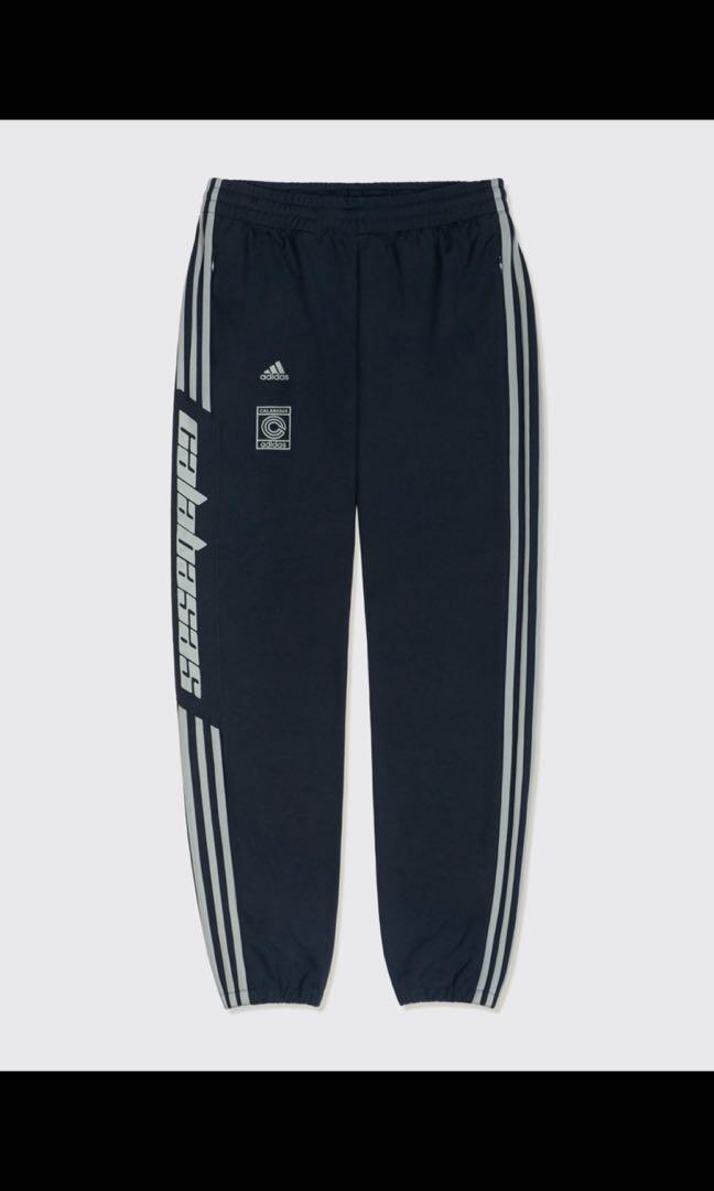 Adidas Calabasas Track Pants S, Men's Fashion, Clothes