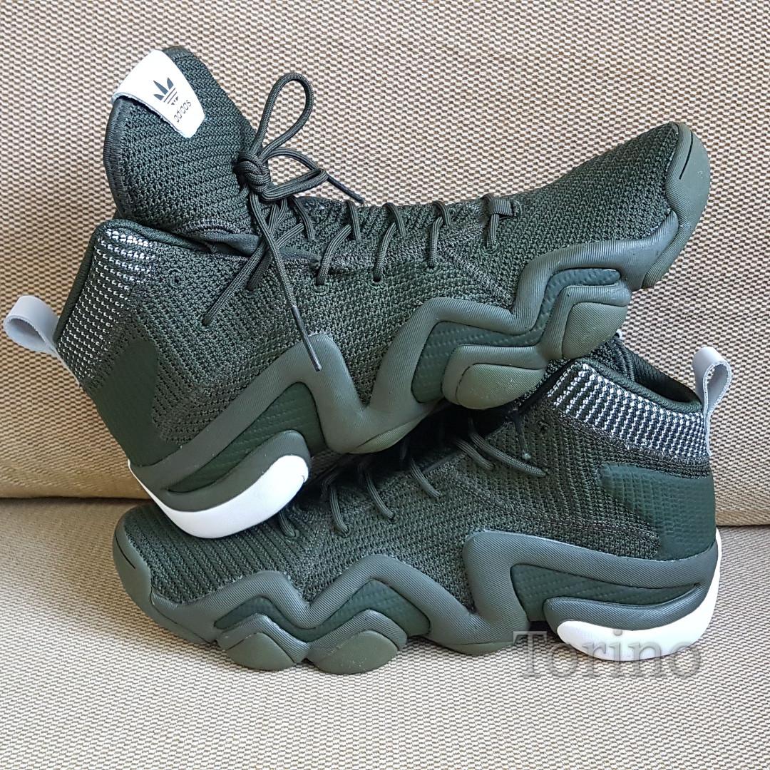 08f16cf6c406 Adidas Crazy PK Men s Basketball Shoes US11.5