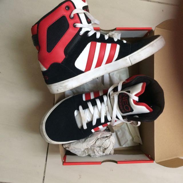 0027b621aab494 Adidas neo label highcut justin bieber