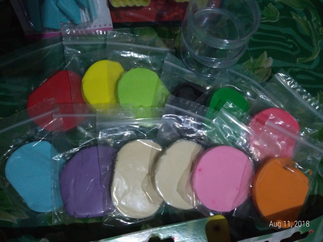 Air dry clay and tools, Design & Craft, Craft Supplies & Tools on ...