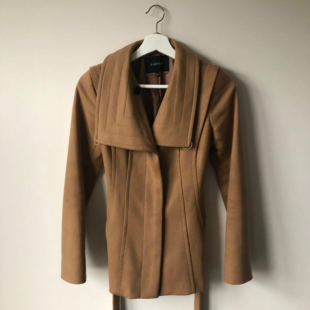 Aritzia Babaton Spencer Jacket coat XXS