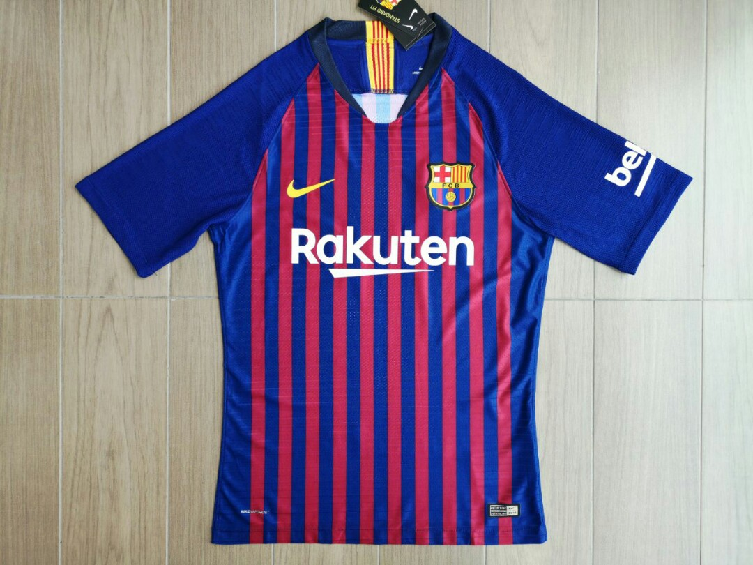 quality design cdda1 9861d BARCELONA HOME JERSEY 2018/2019 (OFFICIAL).