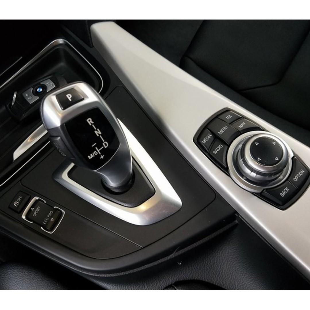 BMW F30 328i 精品改裝 超級大選配 電子線傳 大螢幕