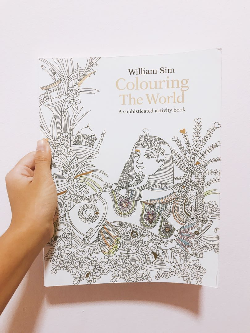 68+ Colouring Book For Adults Singapore Free