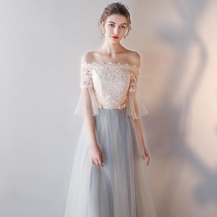 Long Dresses Lace
