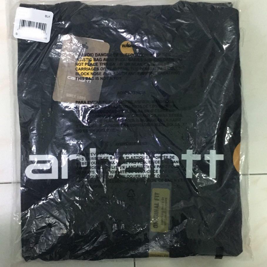 8279b752ee7e Carhartt Logo Heavy Cotton T-Shirts