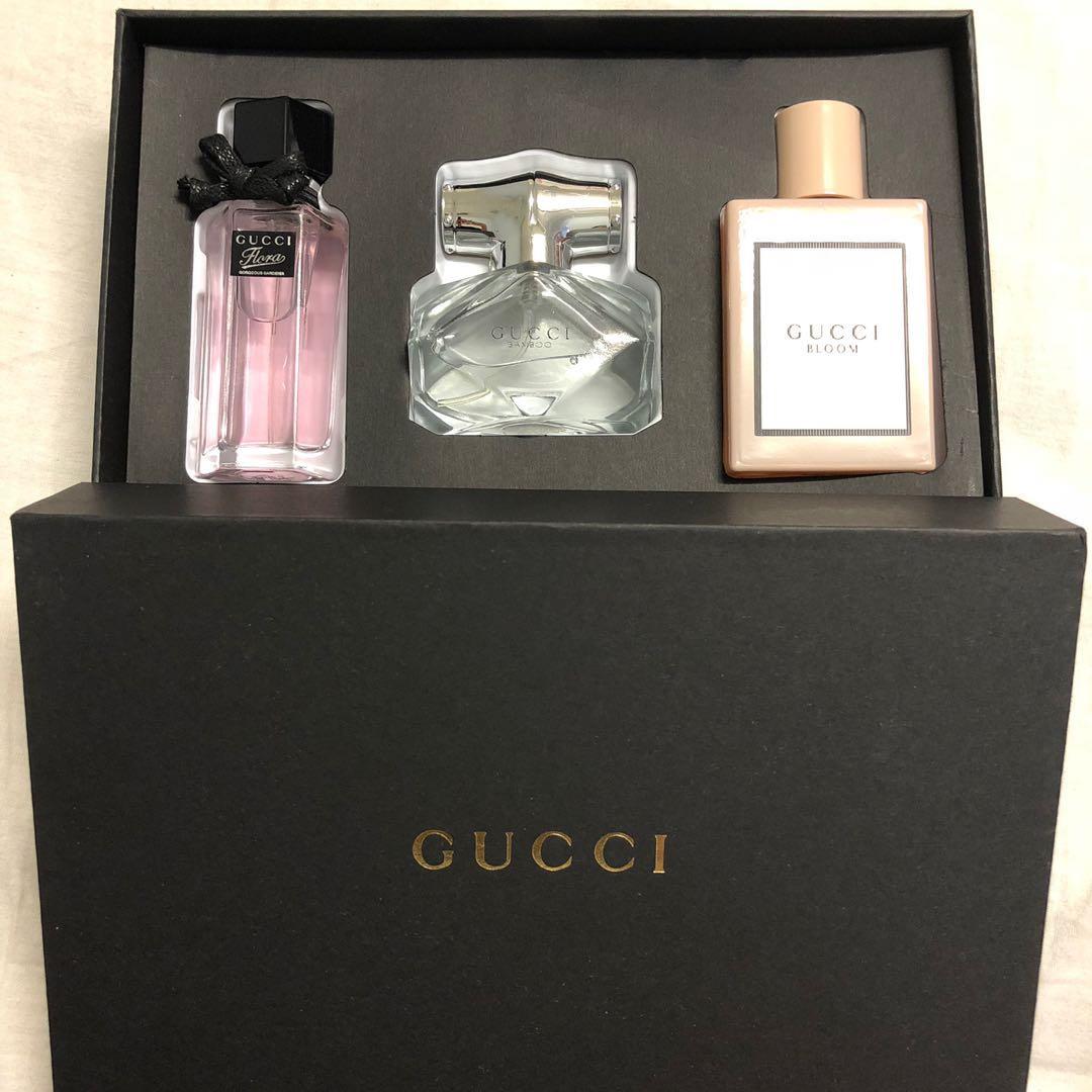 Gucci Mini Festive Set Health Beauty Perfumes Nail Care