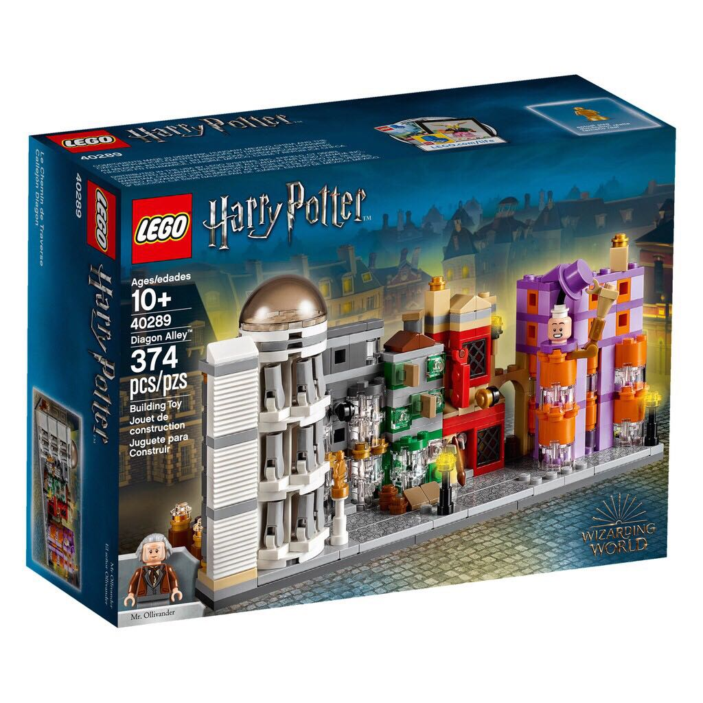LEGO 40289 Harry Potter Diagon Alley (new instock)