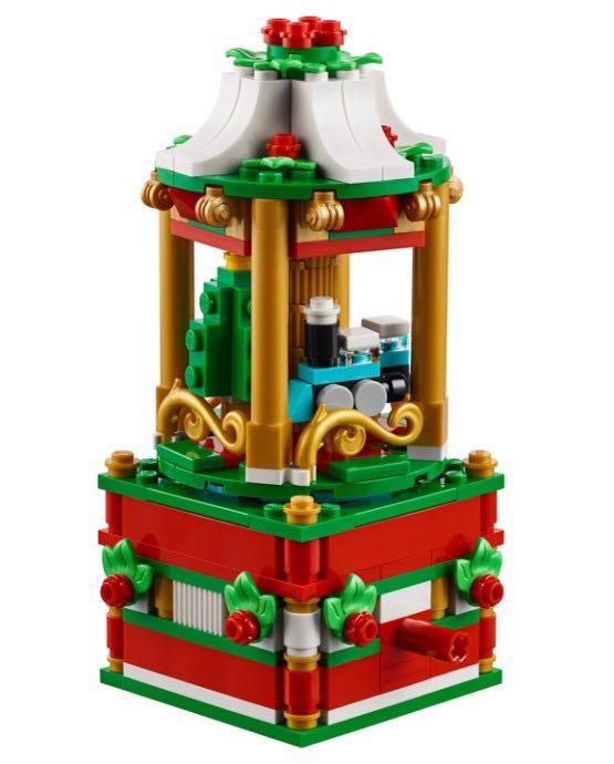 Lego Christmas.Lego Christmas 2018 Limited Edition Carousel