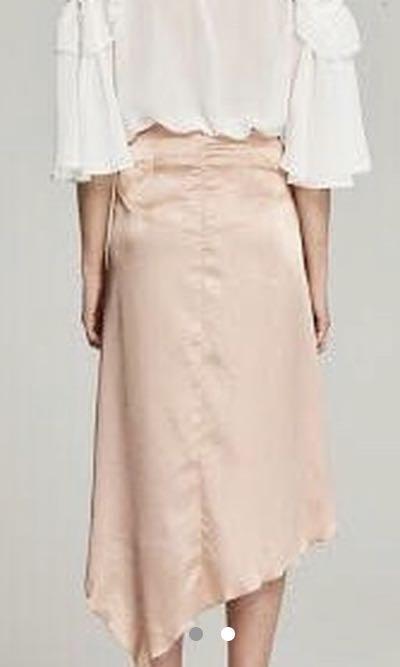 Maurie Eve silky skirt Sz 10