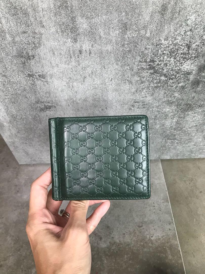 fff170cd2c02 Men's Gucci wallet used, Men's Fashion, Bags & Wallets, Wallets on ...