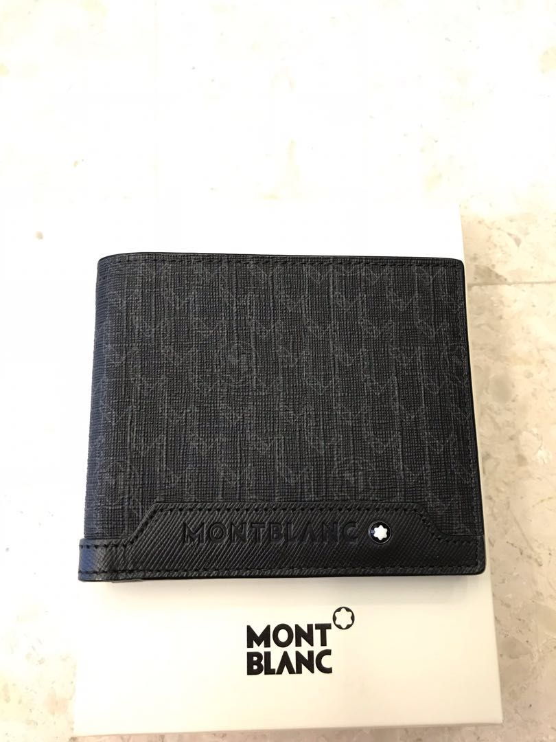 c88f0dee94f8e Montblanc Wallet, Men's Fashion, Bags & Wallets, Wallets on Carousell