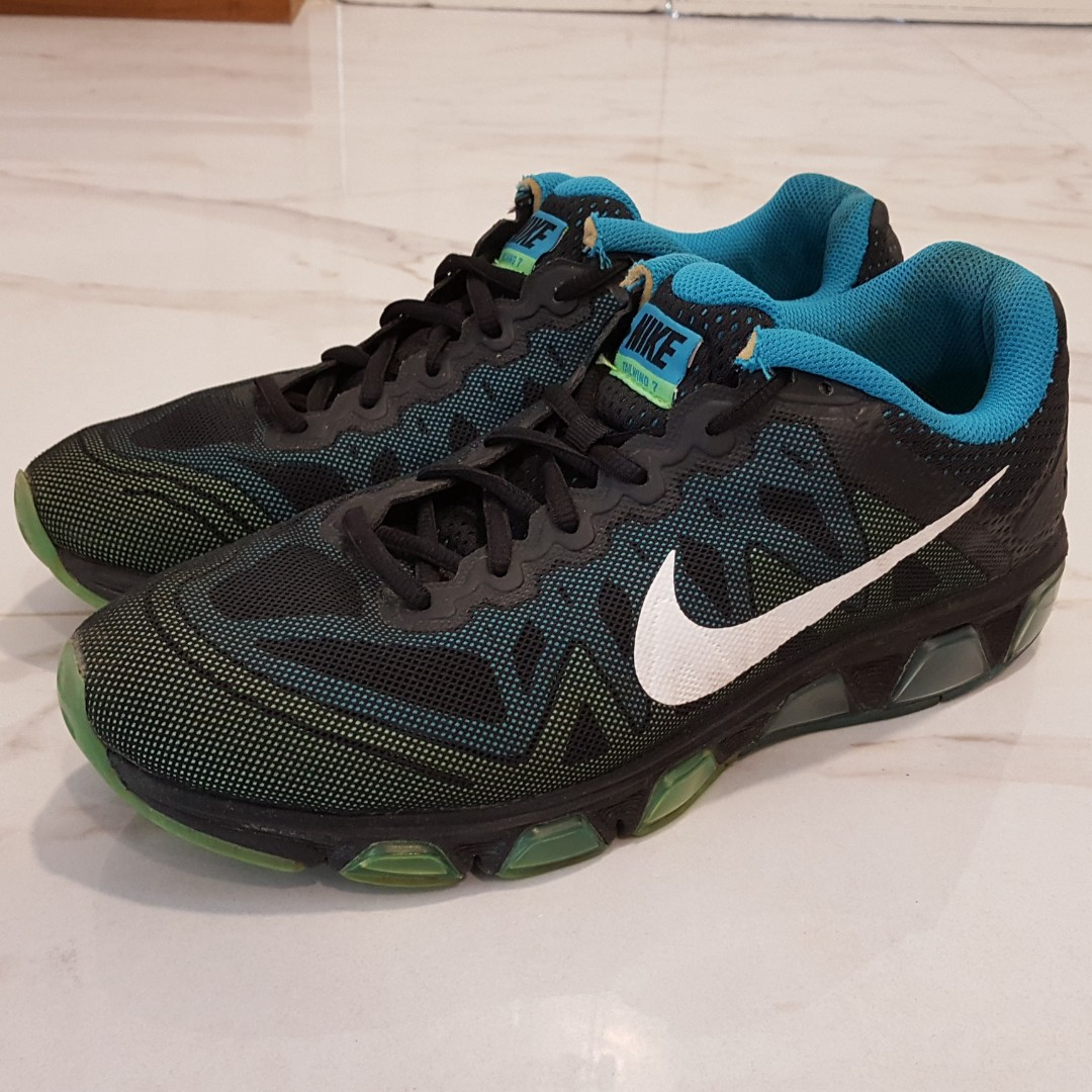 reputable site 92c15 b1d78 Nike Air Max Tailwind 7, Men's Fashion, Footwear, Sneakers on Carousell
