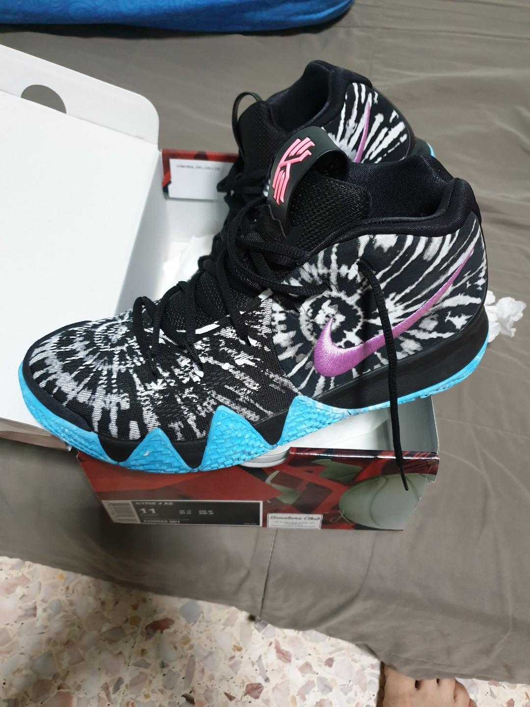 competitive price 94f06 e0fe3 Nike kyrie 4 kyrie4 all stars asg, Sports, Sports & Games ...