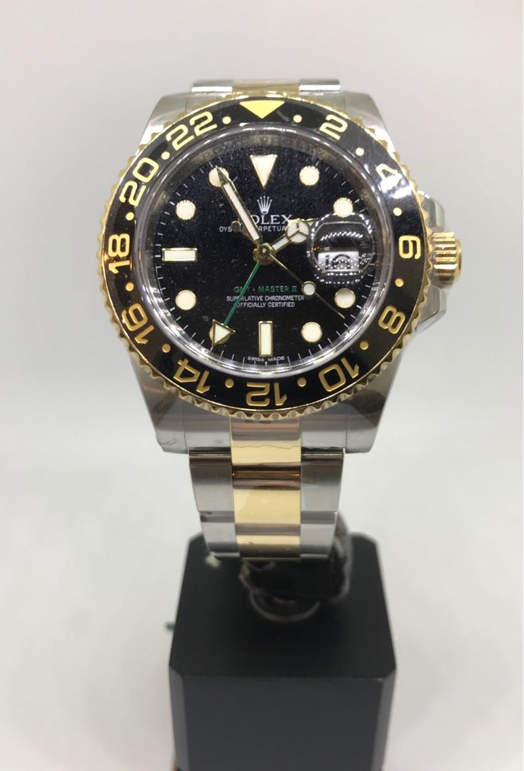 Rolex Gmt Master Ii Luxury Watches On Carousell