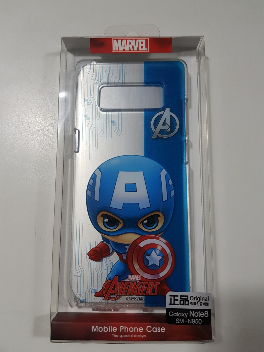 the latest 41c56 6ac07 Samsung Note 8 Marvel case
