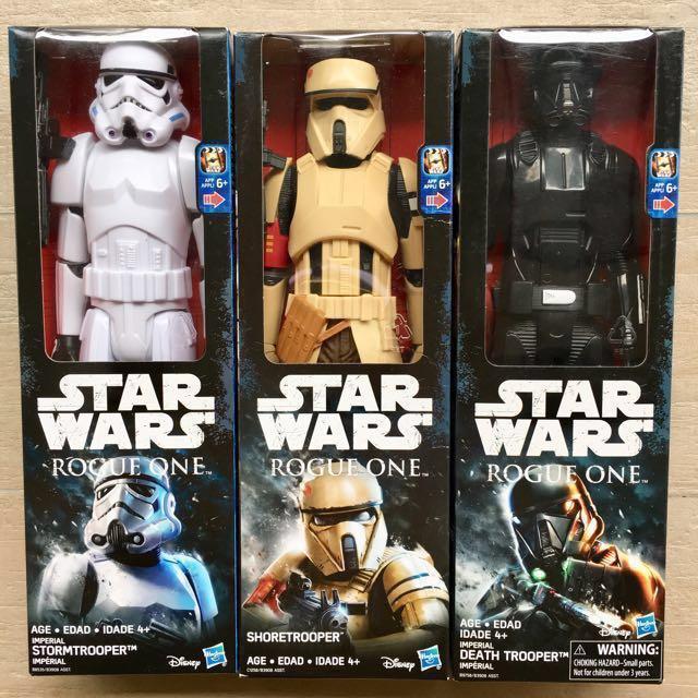 Star Wars Rogue One 12-inch Shoretrooper Figure
