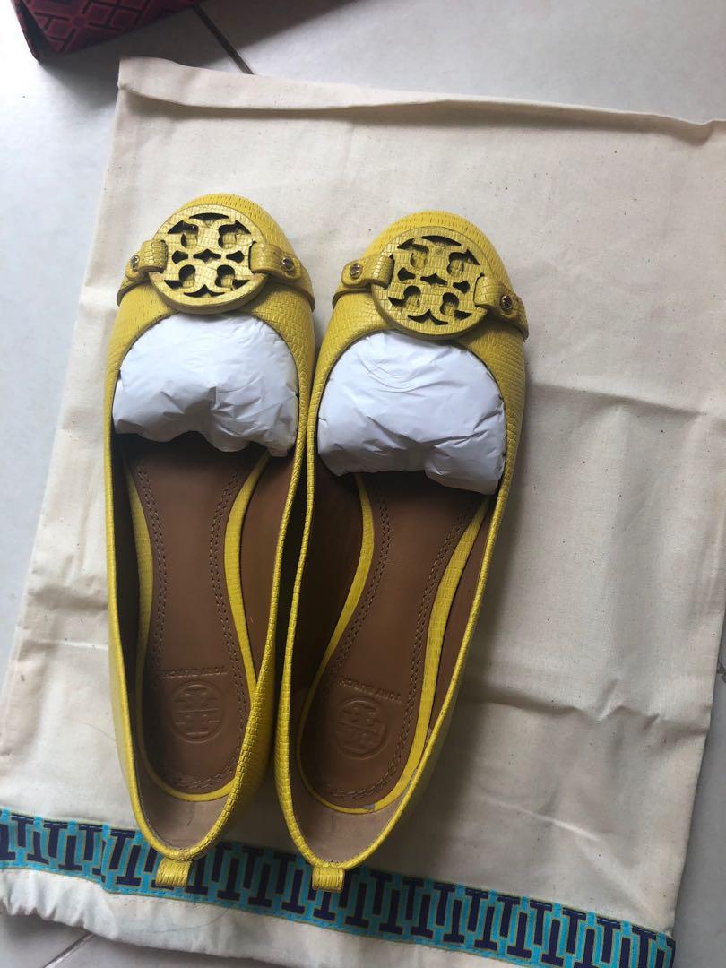 d0ee5b85e811 Tory Burch flat shoes brand new