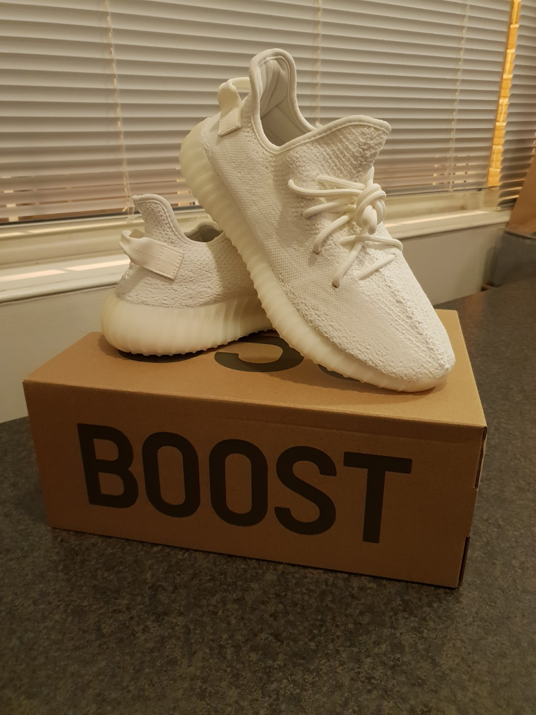 0ebac6206c76b Yeezy Boost 350 V2 Cream White