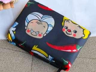 🚚 Cute Nissin Noodle Character Tote Bag | Recycle Bag | Gift