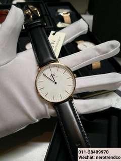 Daniel Wellington Watch Original Authentic Classic Sheffield 36mm 40mm Men Jam DW